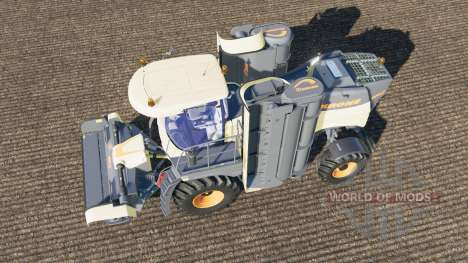 Krone BiG M 450 added colour choice for Farming Simulator 2017