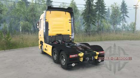 Dongfeng Kingland KX for Spin Tires