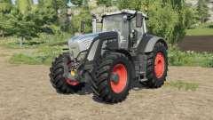 Fendt 900 Vario Black Beauty for Farming Simulator 2017