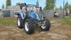 New Holland T5-series ChipTuning for Farming Simulator 2017