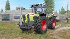 Claas Xerion 3800 Trac VC with variable cabin for Farming Simulator 2017