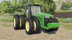 John Deere 8R-series USA for Farming Simulator 2017