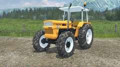 Fiat 640 DTH accensione manuale for Farming Simulator 2013