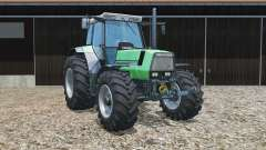 Deutz-Fahr AgroStar 6.61 tires slightly widened for Farming Simulator 2015