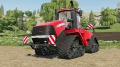 Case IH Steiger Quadtrac with more horsepower for Farming Simulator 2017