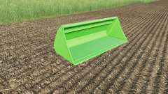 John Deere attachments set for Farming Simulator 2017