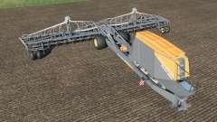 Amazone Condor 15001 work speed 25 km-h for Farming Simulator 2017