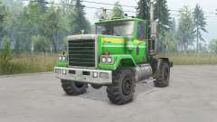 Chevrolet Bison 4x4 for Spin Tires