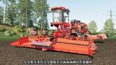Holmer Terra Felis 3 multifruit&multicolor for Farming Simulator 2017