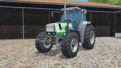 Deutz-Fahr AgroStar 6.61 FL console for Farming Simulator 2015