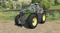 Fendt 1000 Vario body color choice for Farming Simulator 2017
