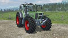 Fendt Favorit 926 Vario animated hydraulic for Farming Simulator 2013