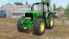 John Deere 7430〡7530 Premium for Farming Simulator 2017