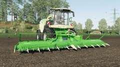 Krone BiG X 1180 with tank 50000 liters for Farming Simulator 2017