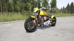 Harley-Davidson Fat Boy for MudRunner