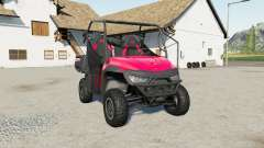 Mahindra Retriever 1000 for Farming Simulator 2017