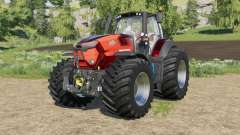 Deutz-Fahr 9-series Bull added sound&suspension for Farming Simulator 2017