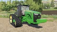 John Deere 8RT-series american version for Farming Simulator 2017