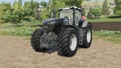 Fendt 1000 Vario Black Beauƫy for Farming Simulator 2017