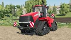 Case IH Steiger Quadtrac few tweaks for Farming Simulator 2017