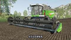 Fendt 6275 L & FreeFlow 25FT for Farming Simulator 2017