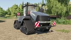 Case IH Steiger Quadtrac extra steering angle for Farming Simulator 2017