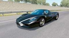 Sport Cars Traffic Pack v5.0 for American Truck Simulator