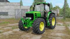 John Deere 7430&7530 Premium islamic green for Farming Simulator 2017