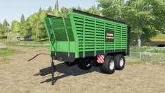 Hawe SLW 45 design selection for Farming Simulator 2017