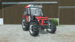 Zetor 7340 manual ignition for Farming Simulator 2013