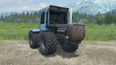 HTZ-17221 dynamic exhaust for Farming Simulator 2013