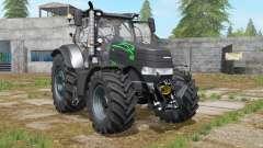 Case IH Puma 185〡200〡240 CVX Black Pantheᶉ for Farming Simulator 2017