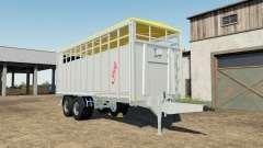 Fliegl TTW for Farming Simulator 2017