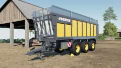 Joskin Drakkar 8600 three color options for Farming Simulator 2017