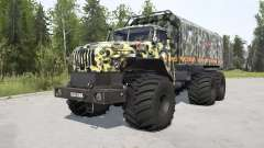 VTS Ural-Polyarnik for MudRunner