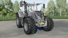 Fendt 700 Vario Michelin tires for Farming Simulator 2017