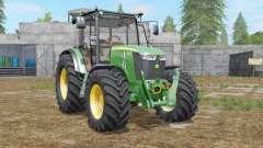 John Deere 5075M〡5085M〡5100M〡5115M for Farming Simulator 2017