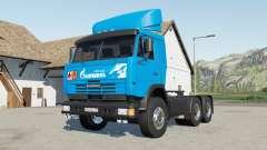 KamAZ-54115 power 240 HP for Farming Simulator 2017