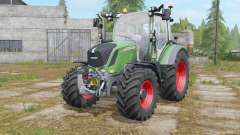 Fendt 310&313 Vario with beacon lights for Farming Simulator 2017