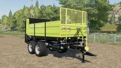 Metal-Fach N267-1 design selection for Farming Simulator 2017