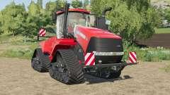 Case IH Steiger Quadtrac license plate illuminat for Farming Simulator 2017