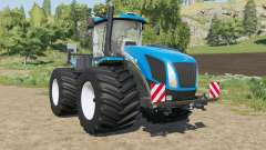 New Holland T9-series Ultra Wide Michelin for Farming Simulator 2017