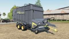 Strautmann Zelon CFS 2501 DO capacity increased for Farming Simulator 2017