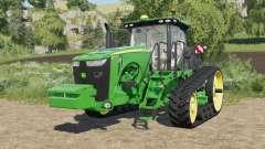 John Deere 8RT-series with SeatCam for Farming Simulator 2017