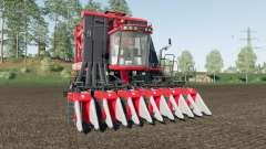 Case IH Module Express 635 more stable for Farming Simulator 2017