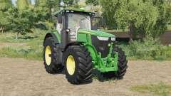 John Deere 7R-series with SeatCam for Farming Simulator 2017