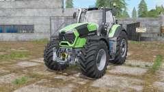 Deutz-Fahr 9000 TTV Agrotron for Farming Simulator 2017