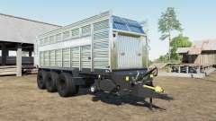 Schuitemaker Rapide 8400W Chrome Edition for Farming Simulator 2017