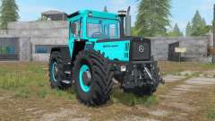 Mercedes-Benz Trac 1800 reifenzuschaltfunktionen for Farming Simulator 2017