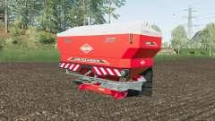 Kuhn Axis 40.2 M-EMC-W added lime for Farming Simulator 2017